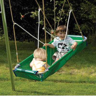 TP Toys Knightswood Double Frame (Add Your Swing Attachments)