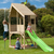 TP Toys Chalet with Slide