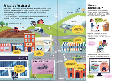 Usborne: Business For Beginners