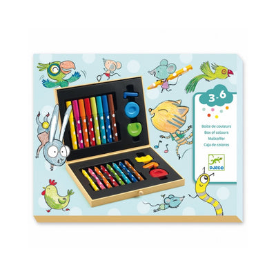 Djeco Box Of Colours (3-6 years)
