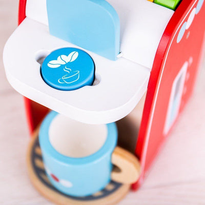 Bigjigs Toys Coffee Maker