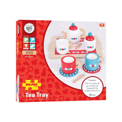 Bigjigs Toys Tea Tray