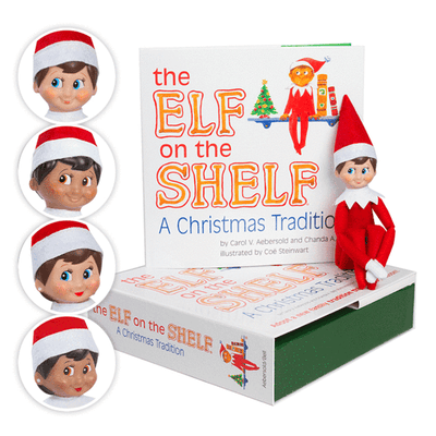 The Elf on the Shelf: A Christmas Tradition (Boy Scout)