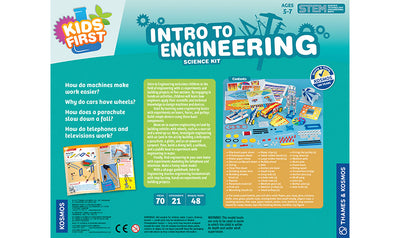 Thames & Kosmos Intro to Engineering