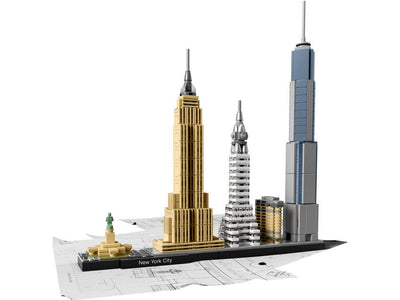 LEGO Architecture New York