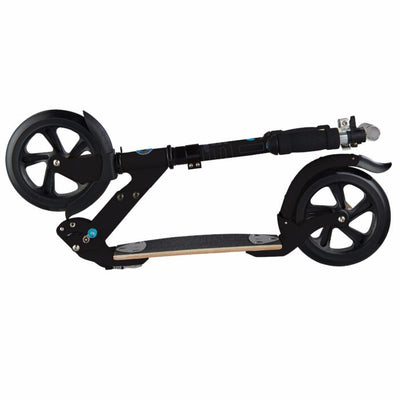 Micro Flex Deluxe Scooter (Matt Black)