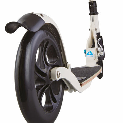 MICRO FLEX DELUXE SCOOTER (CREAM)