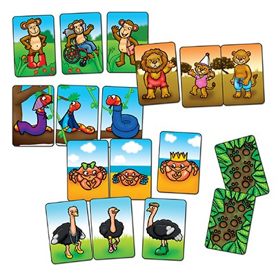 Orchard Toys Mini Game: Animal Families