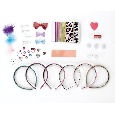 Creativity for Kids - Sparkling Hair Accessory Set