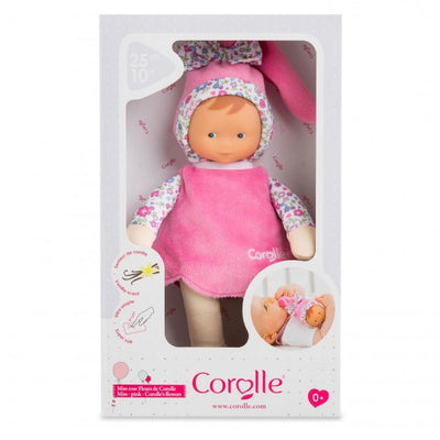 Corolle Doll Miss Pink Flowers