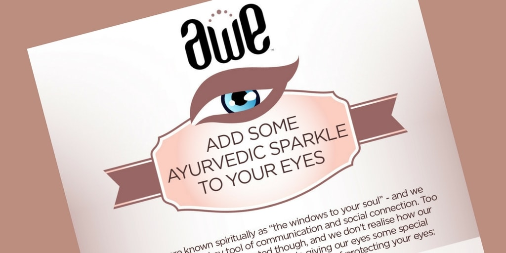 Add Some Ayurvedic Sparkle To Your Eyes