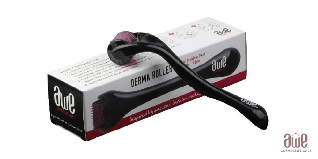Get on a roll with Derma Rolling