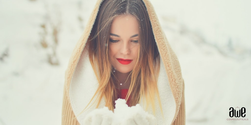 Winter! Easy skincare tips