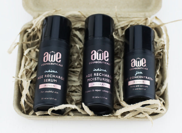Ayurveda Age & Eye Revive Trio | Anti-Ageing & Revitalising