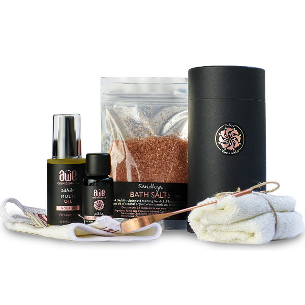 Ayurveda Daily Essentials Pack | For All Skin Types