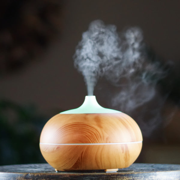 Ultrasonic Essential Oil Diffuser I 300ml capacity