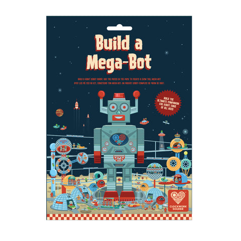Build A Mega-Bot - 51 cm DIY Robot