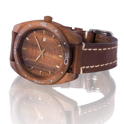 AA Wooden Watches Sport Palisander