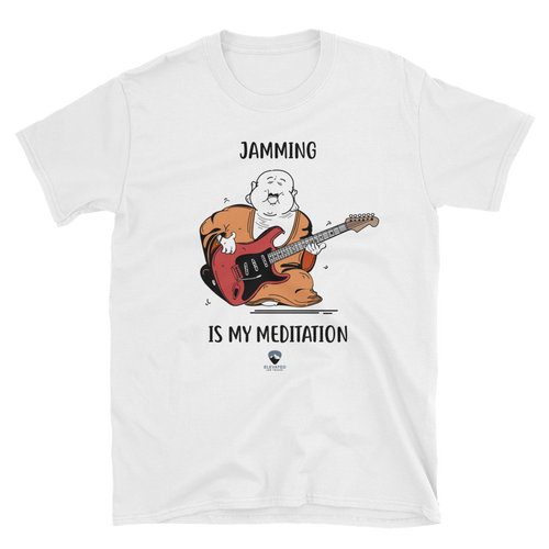 Jamming Is My Meditation Tee