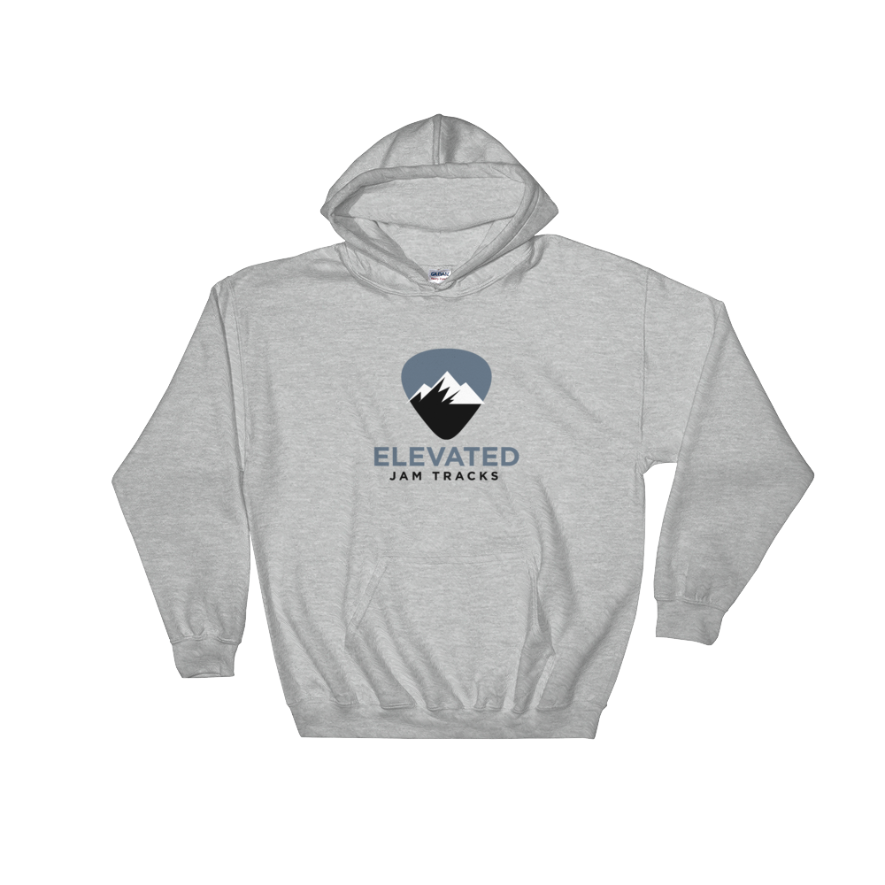 Elevated Logo Hoodie