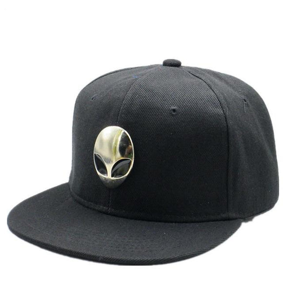 Alien Logo Snapback Cotton for kids and adults (4 colors) - PMG Goods