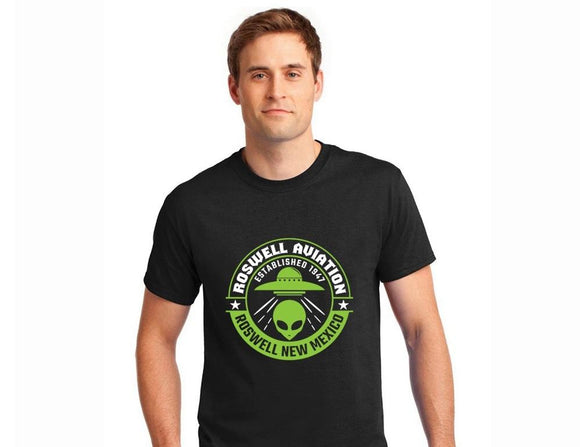Roswell 47 T Shirt Men (6 colors) - PMG Goods