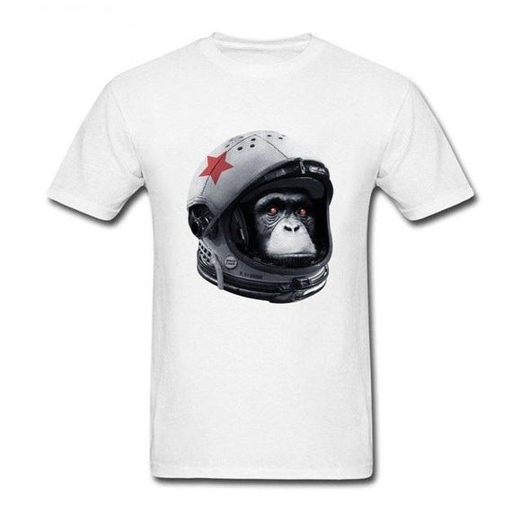 Ape-stronaut T Shirt Unisex (9 colors) - PMG Goods