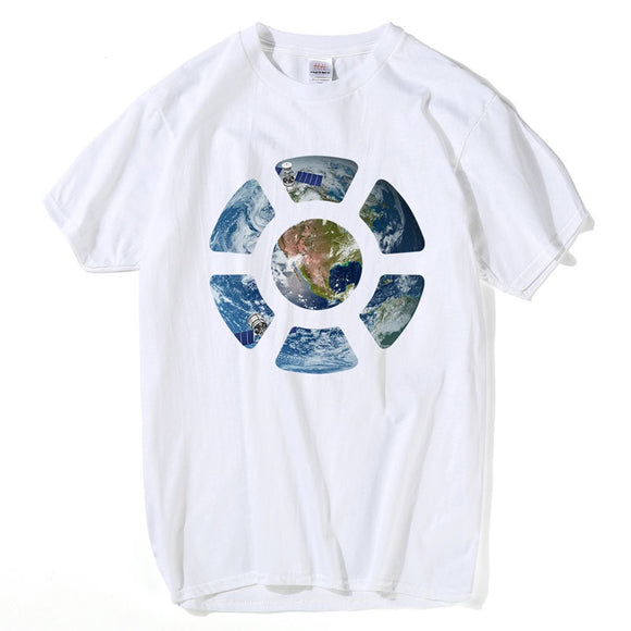 Earth Lens T shirts Unisex (4 colors) - PMG Goods