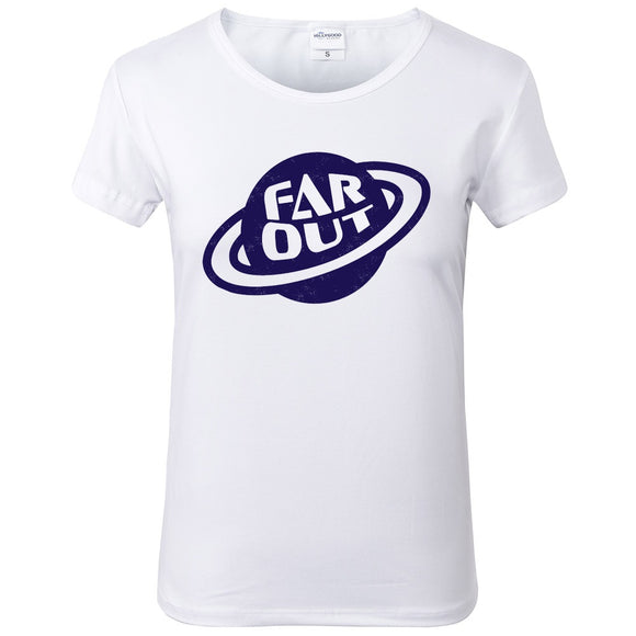 Saturn Far Out T-shirt Women - PMG Goods