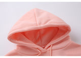 Alien Hoodie Sweatshirt Women (Pink or Grey) - PMG Goods