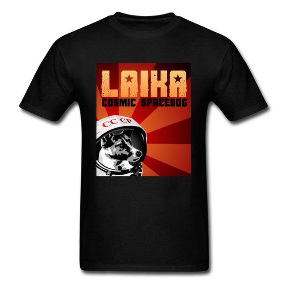 Laika Boss 1st Dog In Space T shirt Unisex (Many colors) - PMG Goods