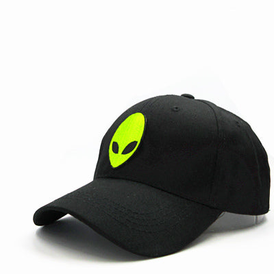 Alien Embroidered Baseball Cap for kids and adults (5 colors) - PMG Goods