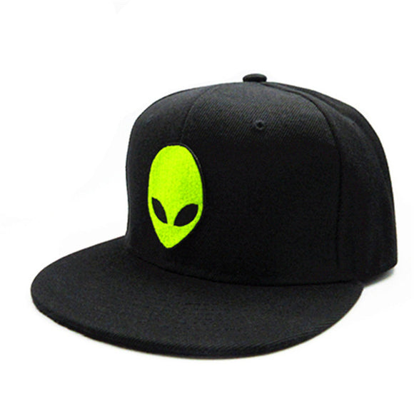 Alien Embroidered Snapback for kids and adults (4 colors) - PMG Goods