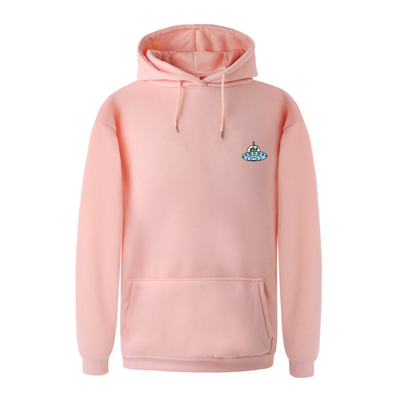 Tiny UFO Hoodie Women (3 colors) - PMG Goods