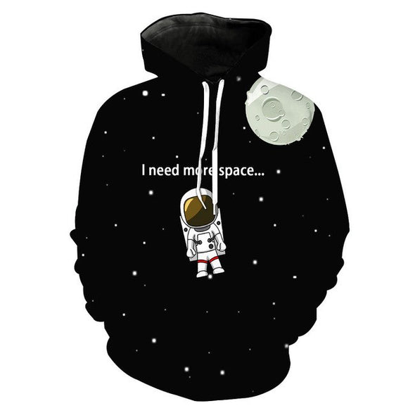 Give Me Space Hoodie Unisex - PMG Goods