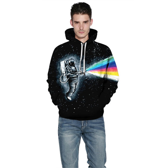 Shine the Light Hoodie Men
