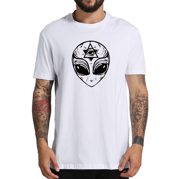 ET Third Eye T shirt Men - PMG Goods