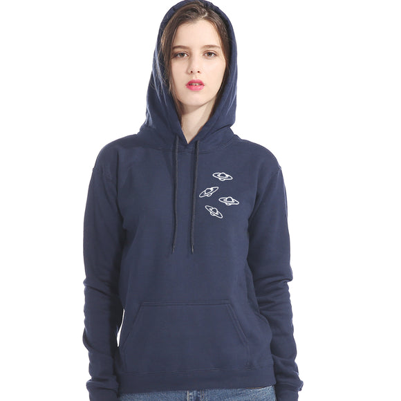 UFO Swarm Hoodie Women (Many colors) - PMG Goods