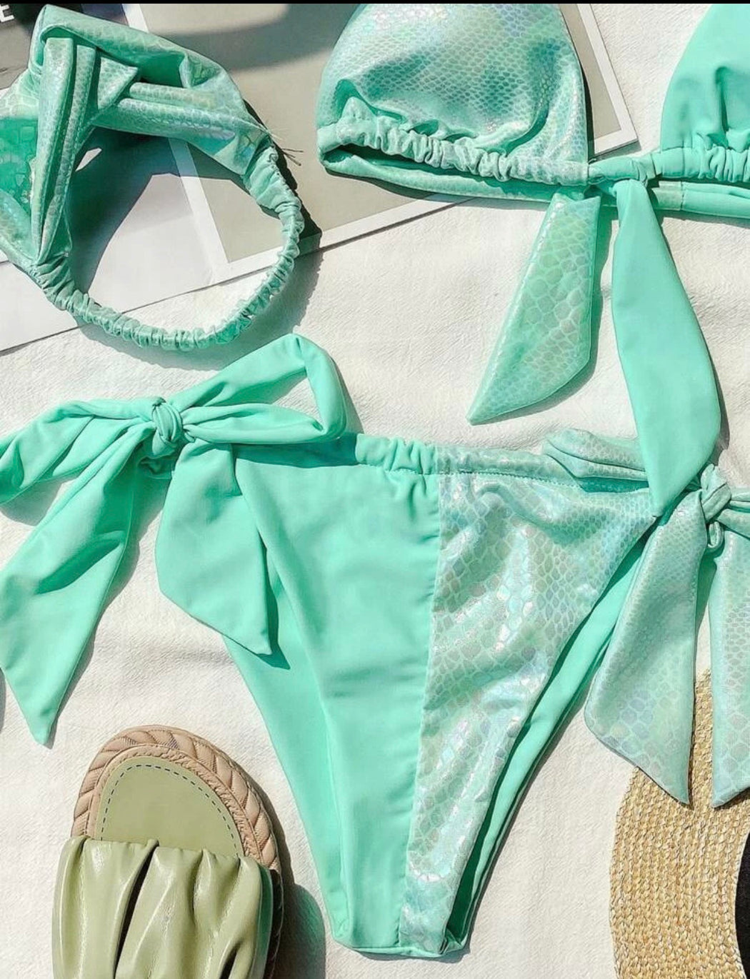 Mermaid Three Piece