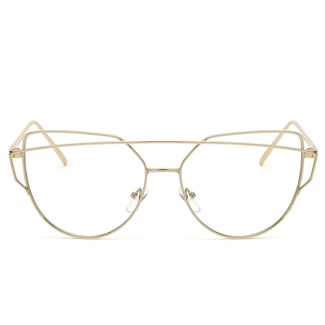 Lopez Gold Glasses