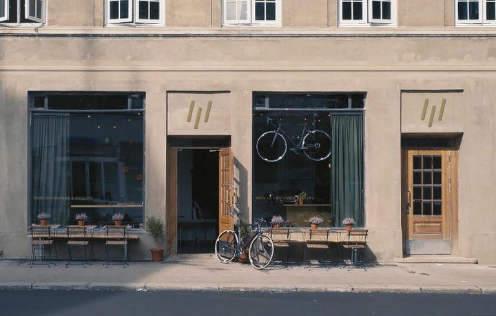 5 of the best bike cafés in Europe