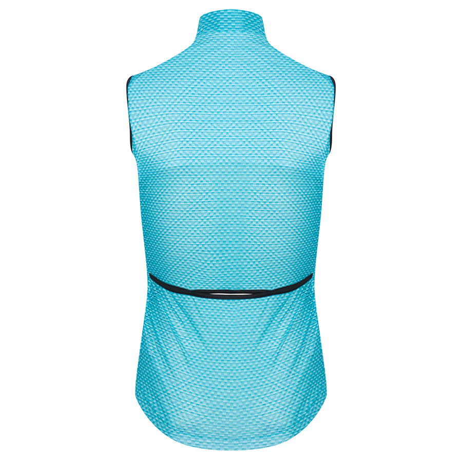 cycling vest for cycling in wind
