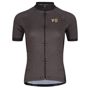 Black Gold Women's Cycling Classic Jersey