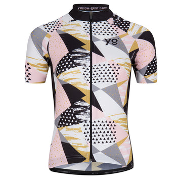 Rosey Gold Women's Classic Cycling Jersey