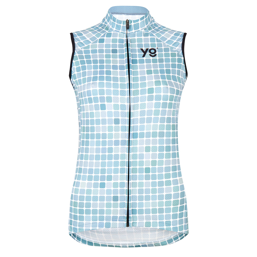 Solare Sleeveless Women's Cycling Top