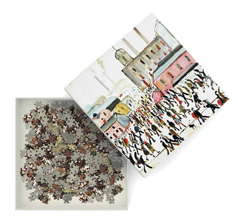 "Flametree Jigsaw ""Going To Work, 1959"""