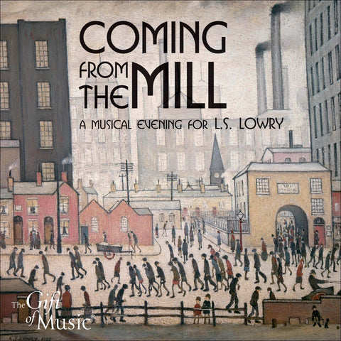 A Musical Evening For L.S. Lowry (CD)