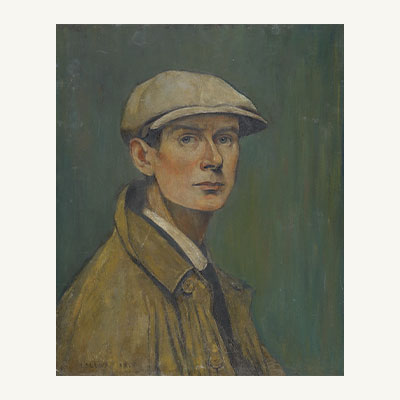 Adopt Self Portrait (1925)
