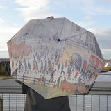 "Umbrella ""Coming From The Mill (1930)"""