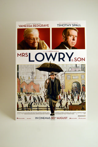 Mrs Lowry & Son Film Poster